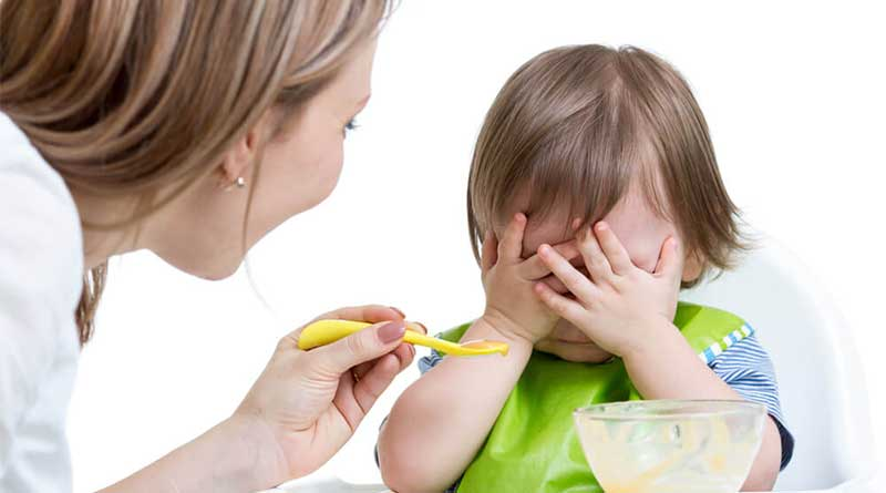 How to motivate your child to eat?