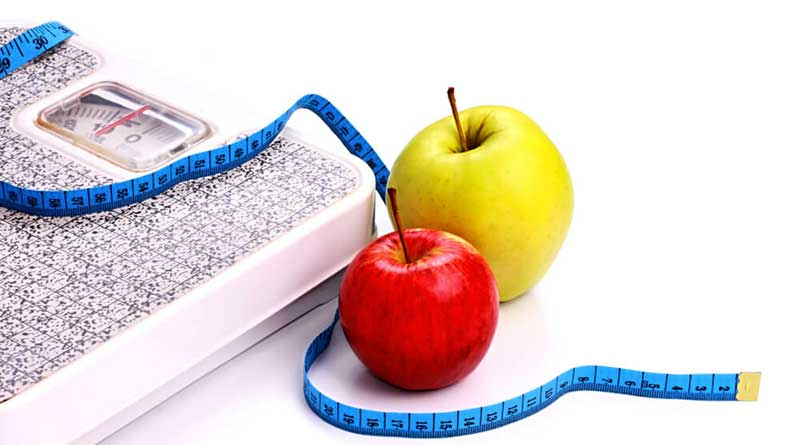 How to know what is the right weight to which we must program the diet
